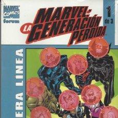 Cómics: MARVEL - LA GENERACION PERDIDA - TOMO 1 - DE KIOSCO. Lote 240768390