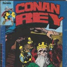 Cómics: CONAN REY - RETAPADO - NºS 61 AL 65 - PERFECTO ESTADO. Lote 262211685