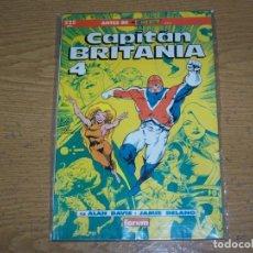 Cómics: FORUM PRESTIGE CAPITAN BRITANIA 4. Lote 240846215