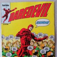 Cómics: DAREDEVIL Nº 32 - FORUM 1985 ''BUEN ESTADO''. Lote 240846585