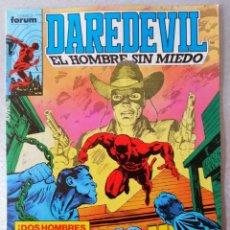 Cómics: DAREDEVIL Nº 38 - FORUM 1985 ''BUEN ESTADO''. Lote 240847135