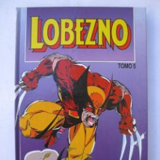 Cómics: LOBEZNO - TOMO 5 - COMICS FORUM - EDITORIAL PLANETA DE AGOSTINI - AÑOS 90.. Lote 240854280