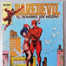 Cómics: DAREDEVIL EL HOMBRE SIN MIEDO Nº 40 - FORUM 1986 ''BUEN ESTADO''. Lote 240855515