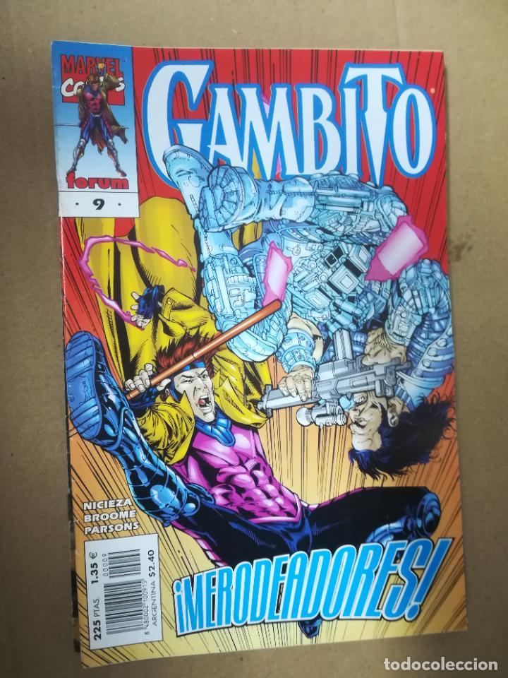 Cómics: GAMBITO. VOL 3. COMPLETA SALVO EL 16. FORUM - Foto 10 - 240956400