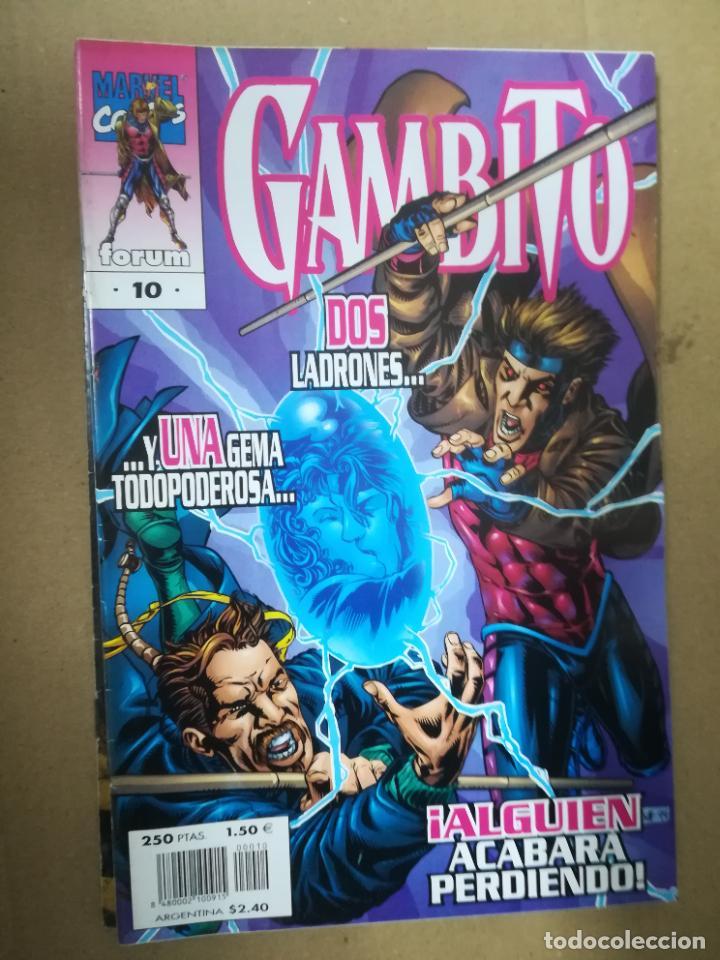 Cómics: GAMBITO. VOL 3. COMPLETA SALVO EL 16. FORUM - Foto 11 - 240956400