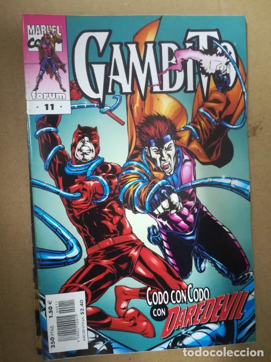 Cómics: GAMBITO. VOL 3. COMPLETA SALVO EL 16. FORUM - Foto 12 - 240956400
