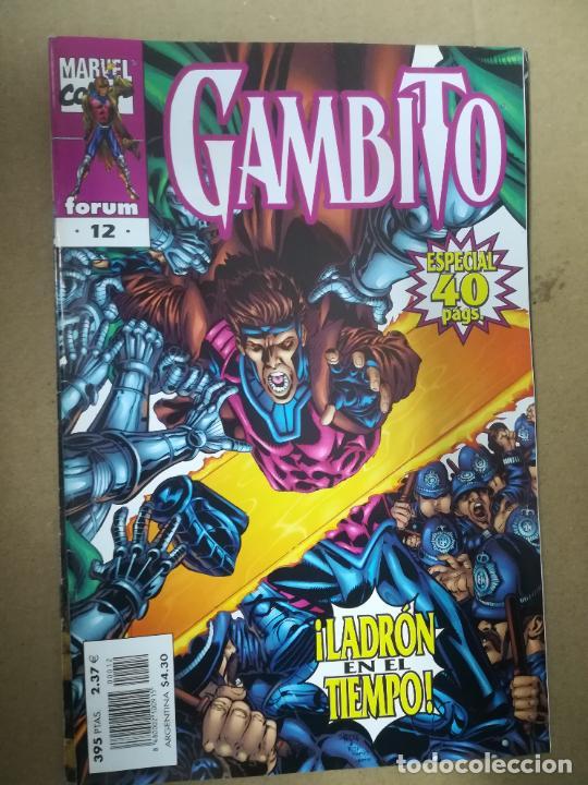 Cómics: GAMBITO. VOL 3. COMPLETA SALVO EL 16. FORUM - Foto 13 - 240956400