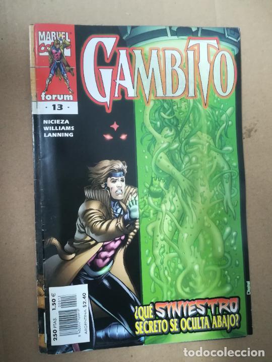 Cómics: GAMBITO. VOL 3. COMPLETA SALVO EL 16. FORUM - Foto 14 - 240956400