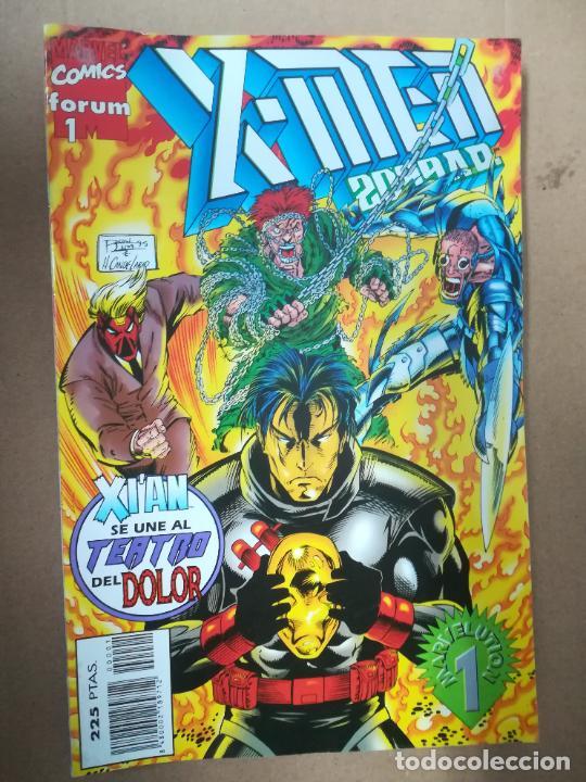 Cómics: X-MEN 2099 A.D. VOL 2. LOTE DEL 1 AL 12. FORUM - Foto 2 - 240956550