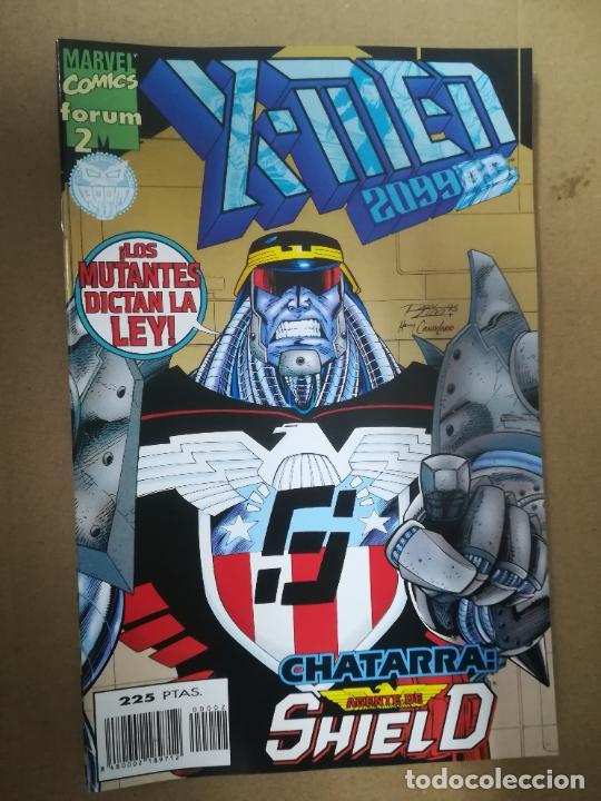 Cómics: X-MEN 2099 A.D. VOL 2. LOTE DEL 1 AL 12. FORUM - Foto 3 - 240956550