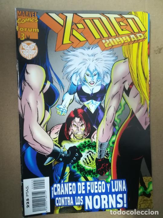 Cómics: X-MEN 2099 A.D. VOL 2. LOTE DEL 1 AL 12. FORUM - Foto 4 - 240956550