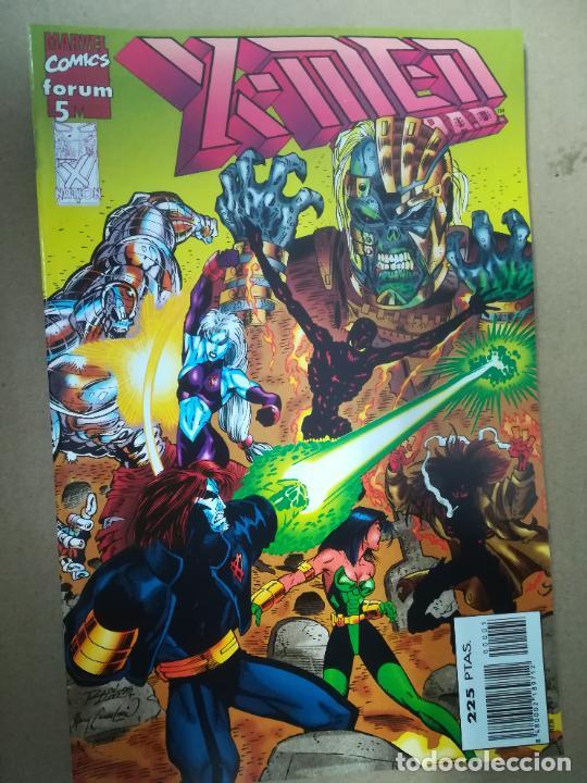 Cómics: X-MEN 2099 A.D. VOL 2. LOTE DEL 1 AL 12. FORUM - Foto 6 - 240956550
