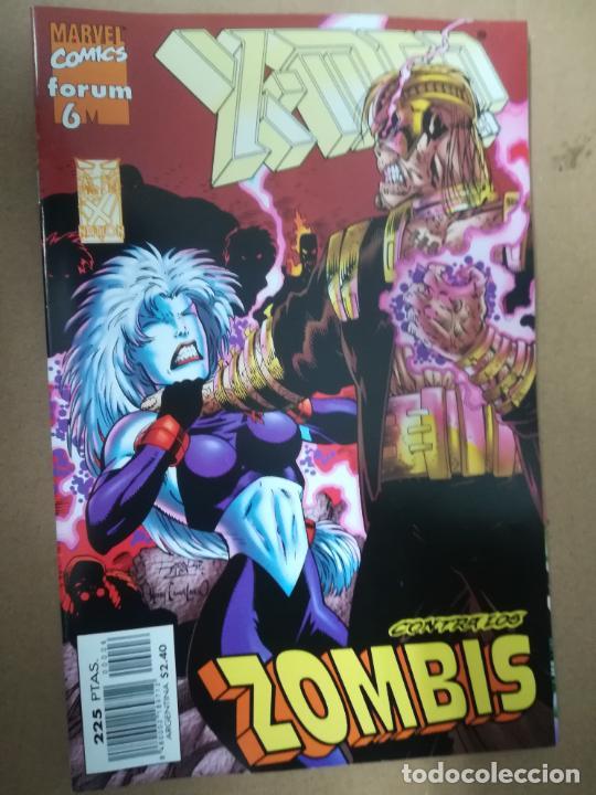 Cómics: X-MEN 2099 A.D. VOL 2. LOTE DEL 1 AL 12. FORUM - Foto 7 - 240956550