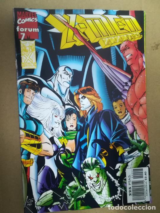 Cómics: X-MEN 2099 A.D. VOL 2. LOTE DEL 1 AL 12. FORUM - Foto 8 - 240956550