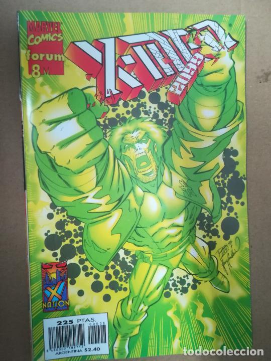 Cómics: X-MEN 2099 A.D. VOL 2. LOTE DEL 1 AL 12. FORUM - Foto 9 - 240956550