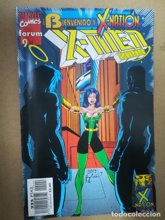 Cómics: X-MEN 2099 A.D. VOL 2. LOTE DEL 1 AL 12. FORUM - Foto 10 - 240956550