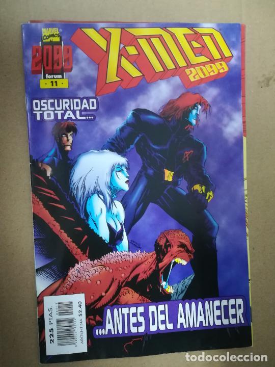 Cómics: X-MEN 2099 A.D. VOL 2. LOTE DEL 1 AL 12. FORUM - Foto 12 - 240956550