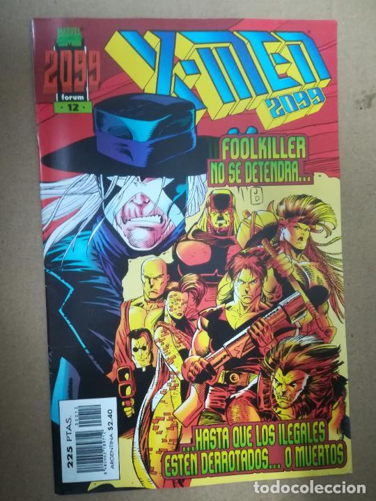 Cómics: X-MEN 2099 A.D. VOL 2. LOTE DEL 1 AL 12. FORUM - Foto 13 - 240956550