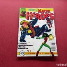 Cómics: RETAPADO - HEROES - DEL Nº 16 AL Nº 21. Lote 240990115