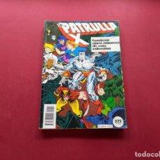 Cómics: RETAPADO - PATRULLA X - DEL Nº 82 AL Nº 87. Lote 240991710
