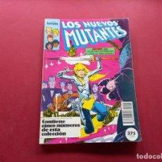 Cómics: RETAPADO - LOS NUEVOS MUTANTES - DEL Nº 36 AL Nº 41. Lote 240992830