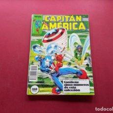 Cómics: RETAPADO - CAPITAN AMERICA - DEL Nº 46 AL Nº 51. Lote 240994705