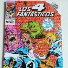 Cómics: LOS 4 FANTÁSTICOS VOL.1 Nº 129 FORUM MUY BUEN ESTADO. Lote 241049770