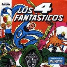 Cómics: LOS 4 FANTÁSTICOS VOLUMEN 1 NÚMERO 28 (FORUM). Lote 241201980