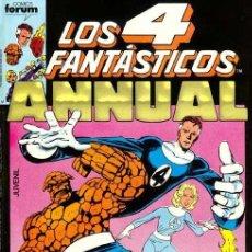 Cómics: LOS 4 FANTÁSTICOS VOLUMEN 1 NÚMERO 32 (FORUM). Lote 241202170
