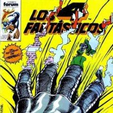 Cómics: LOS 4 FANTÁSTICOS VOLUMEN 1 NÚMERO 38 (FORUM). Lote 241202620