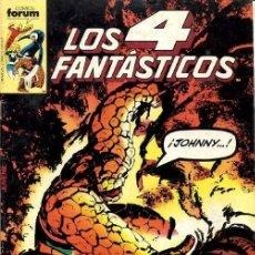 Cómics: LOS 4 FANTÁSTICOS VOLUMEN 1 NÚMERO 41 (FORUM). Lote 241202820