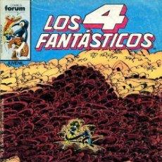 Cómics: LOS 4 FANTÁSTICOS VOLUMEN 1 NÚMERO 45 (FORUM). Lote 241203215