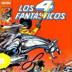 Cómics: LOS 4 FANTÁSTICOS VOLUMEN 1 NÚMERO 47 (FORUM). Lote 241203455