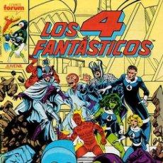 Cómics: LOS 4 FANTÁSTICOS VOLUMEN 1 NÚMERO 48 (FORUM). Lote 241203655