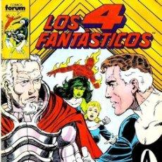 Cómics: LOS 4 FANTÁSTICOS VOLUMEN 1 NÚMERO 49 (FORUM). Lote 241203860