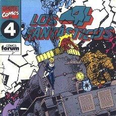 Cómics: LOS 4 FANTÁSTICOS VOLUMEN 1 NÚMERO 111 (FORUM). Lote 241204415