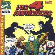 Cómics: LOS 4 FANTÁSTICOS VOLUMEN EXTRA OTOÑO 1994 (FORUM). Lote 241204835