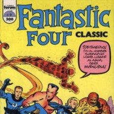 Cómics: LOS 4 FANTÁSTICOS CLASSIC NÚMERO 2 (FORUM). Lote 241210590