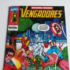 Cómics: LOS VENGADORES VOL.1 Nº 4 FORUM. Lote 241461635