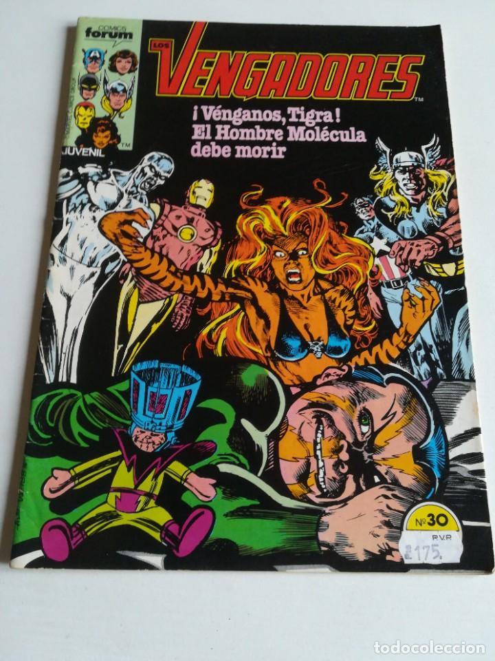 LOS VENGADORES VOL.1 Nº 30 FORUM MUY BUEN ESTADO (Tebeos y Comics - Forum - Vengadores)