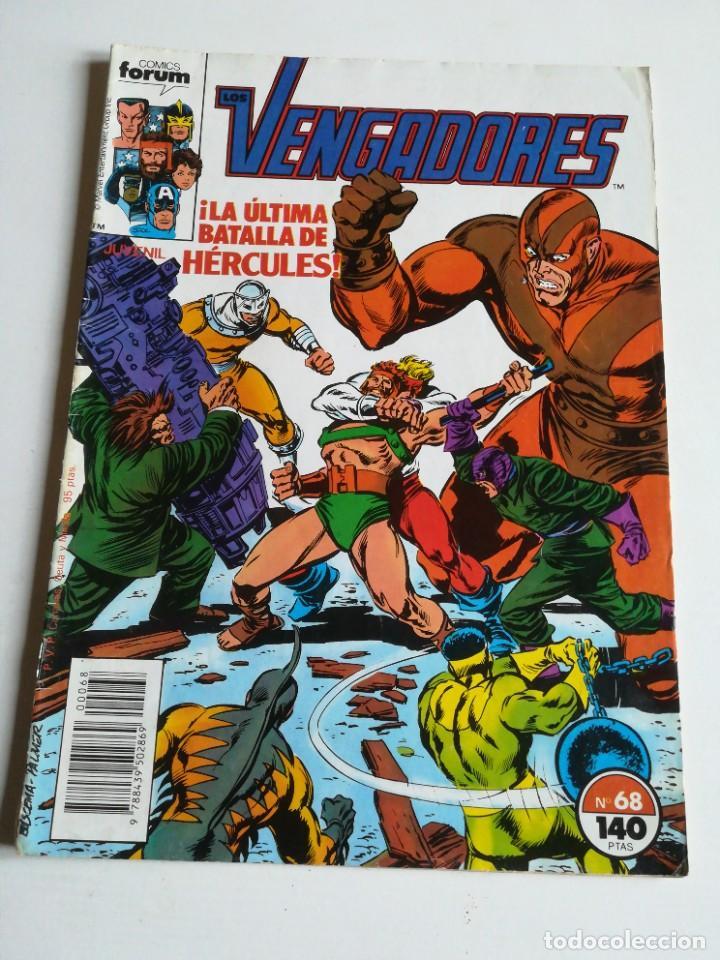 LOS VENGADORES VOL.1 Nº 68 FORUM MUY BUEN ESTADO (Tebeos y Comics - Forum - Vengadores)