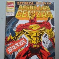 Comics : IRON MAN -DESDE LAS CENIZAS 8-FORUM. Lote 241528065