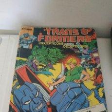 Cómics: TOMO COMIC TRANSFORMERS NUMEROS 41,42,43,44,45--- Nº41 AL 45. Lote 241656690