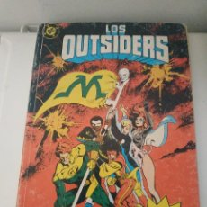 Cómics: LOS OUTSIDERS Nº25,26 Y Nº1 ESPECIAL VERANO. Lote 241659240