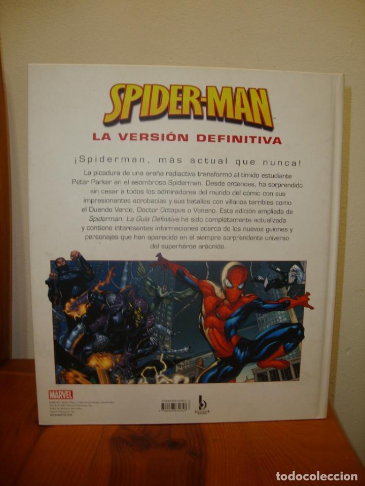 Cómics: SPIDER-MAN. LA VERSIÓN DEFINITIVA - TEXTOS DE TOM DE FALCO, INTROD. DE STAN LEE. EDICIÓN AMPLIADA - Foto 3 - 241766915