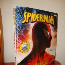 Cómics: SPIDER-MAN. LA VERSIÓN DEFINITIVA - TEXTOS DE TOM DE FALCO, INTROD. DE STAN LEE. EDICIÓN AMPLIADA. Lote 241766915