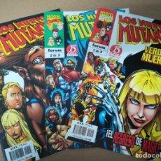 Comics: LOS NUEVOS MUTANTES. VERDAD O MUERTE. COMPLETA. FORUM. Lote 241822120