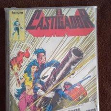 Cómics: EL CASTIGADOR 11-12-13-14-15 FORUM. Lote 241927400