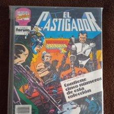 Cómics: EL CASTIGADOR 36-37-38-39-40 FORUM. Lote 241928010