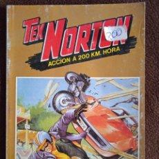 Cómics: TEX NORTON 7-8-9-10-11-BRUGUERA. Lote 241929590
